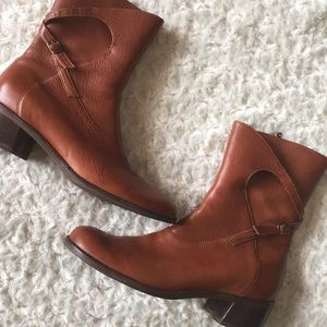 Clark's Leather Boots
